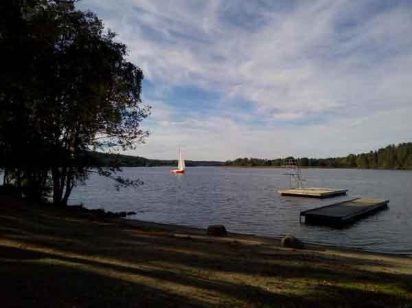 Jezera, svuda jezera