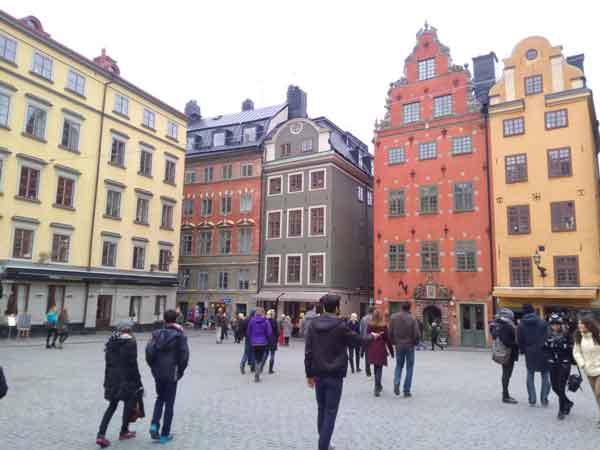 Studiranje u Stockholmu