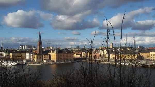 Stockholmska panorama