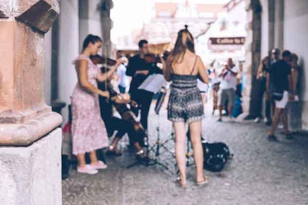 Dan bez glazbe iza svakog ugla
