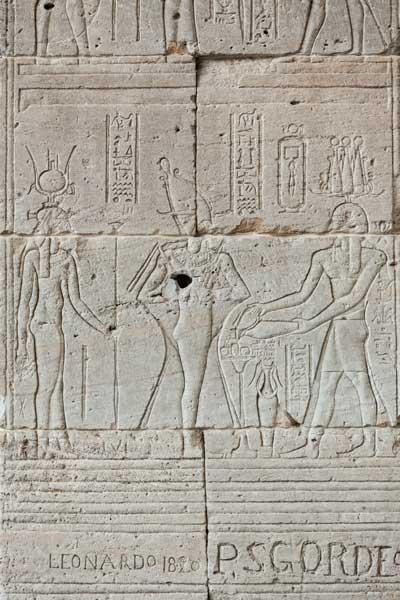 Post Scriptum hijeroglifi