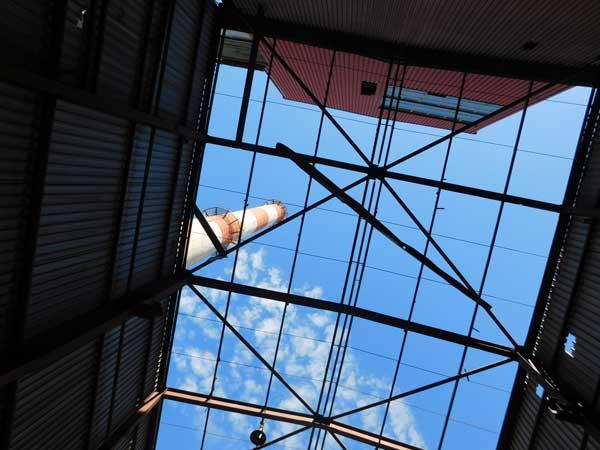 Industrijska baština kroz strop