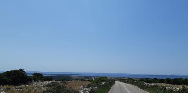 Praznina, Cesta u more i u nebo