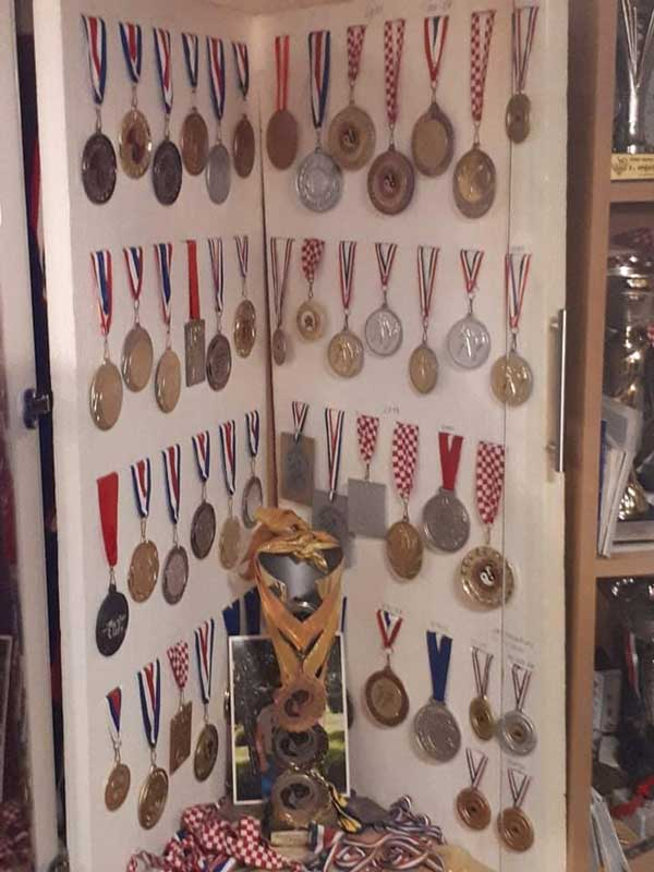 Karate kid medalje