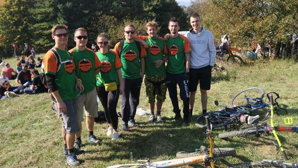 Biciklistička ekipa