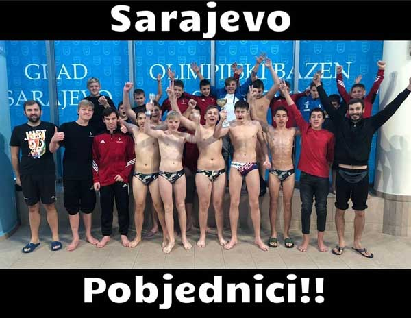 Ian Sarajevo