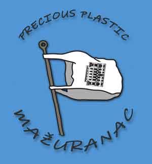 Logo Precious Plastic Mažuranac