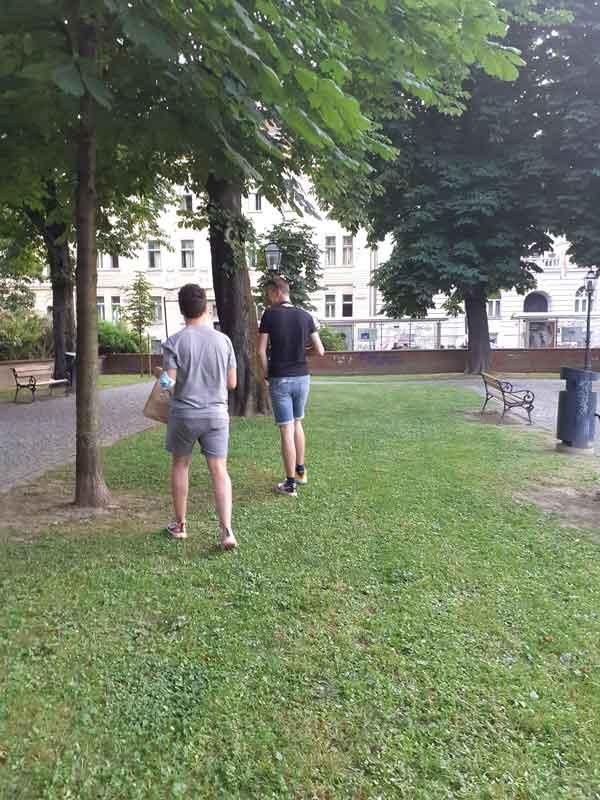 Dečki s Mažuranca